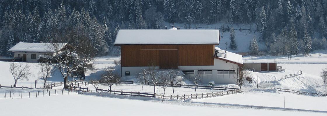 Hagerhof Angerberg - Ferienwohnungen